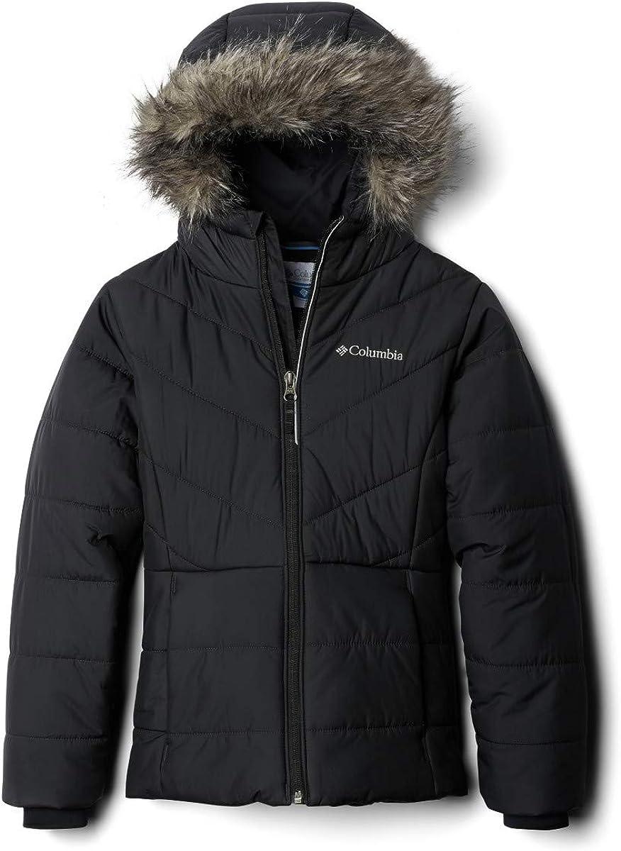 Columbia girls Katelyn Crest Jacket: Clothing