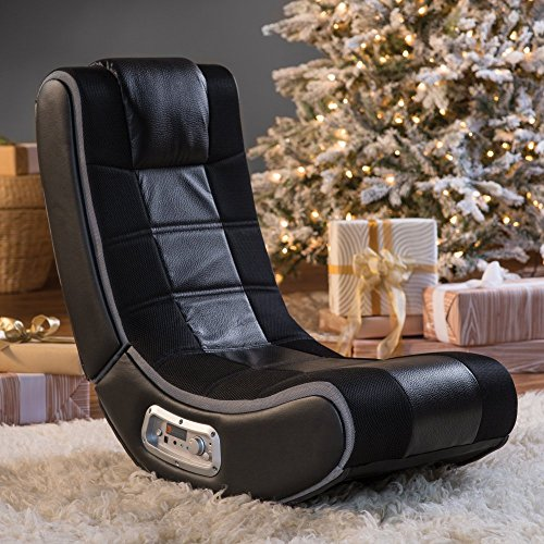 wireless x rocker se black gaming chair import it all. Black Bedroom Furniture Sets. Home Design Ideas