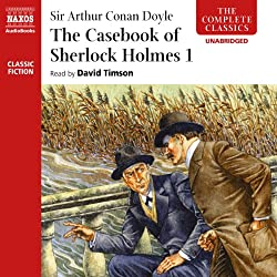 The Casebook of Sherlock Holmes, Volume I