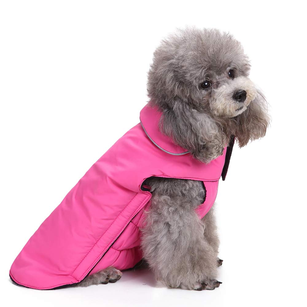 Aviat Dog Jacket Apparel Winter Clothes Waterproof Cold Weather Coat Pet Dog Cat Puppy Winter Warm Clothing Costume Jacket Coat Apparel