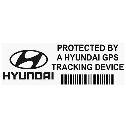 5 x pphyundaigpsblk GPS negro dispositivo de seguimiento de ...