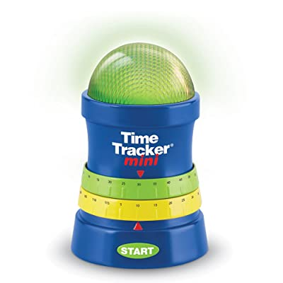 Learning Resources Time Tracker Mini Visual Timer