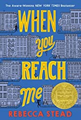 """""""Like A Wrinkle in Time (Miranda's favorite book), When You Reach Me far surpasses the usual whodunit or sci-fi adventure to become an incandescent exploration of 'life, death, and the beauty of it all.'""""—The Washington PostThis Newbery Med..."""