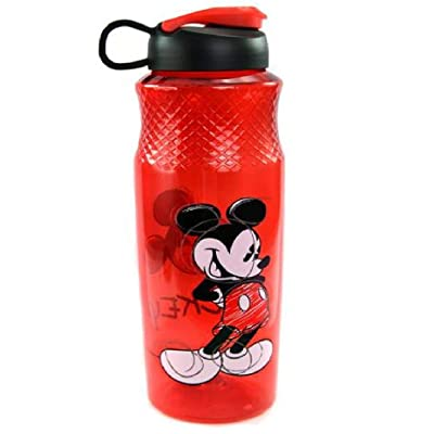 4SGM MMPBT411 Zak Mickey Mouse 30 oz Sullivan Water Bottle, Multi, Small: Toys & Games