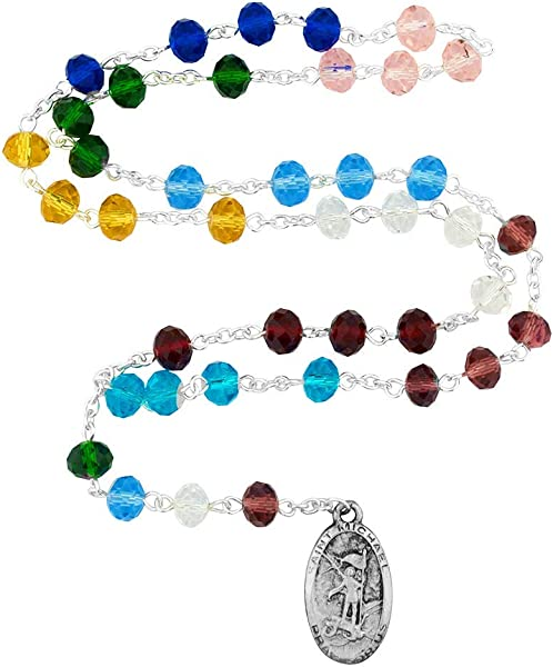 Amazon com: VILLAGE GIFT IMPORTERS St  Michael Chaplet