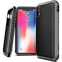 Capa para Iphone Xr, X-Doria, Xd812-01, Chumbo