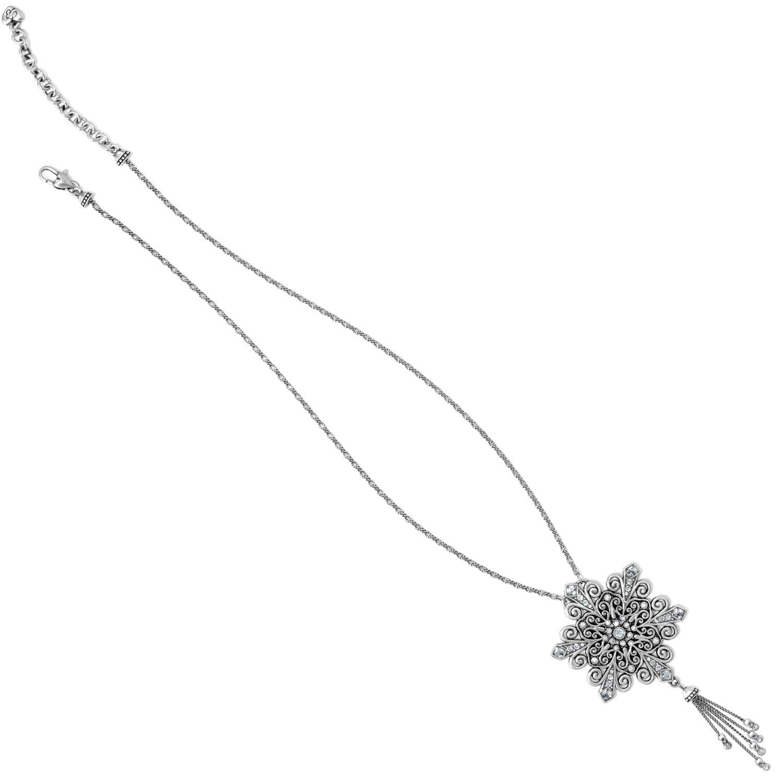 Brighton Iceblink Snowflake Necklace