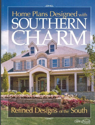 Download pdf home plans designed with southern charm for Modern house design books pdf