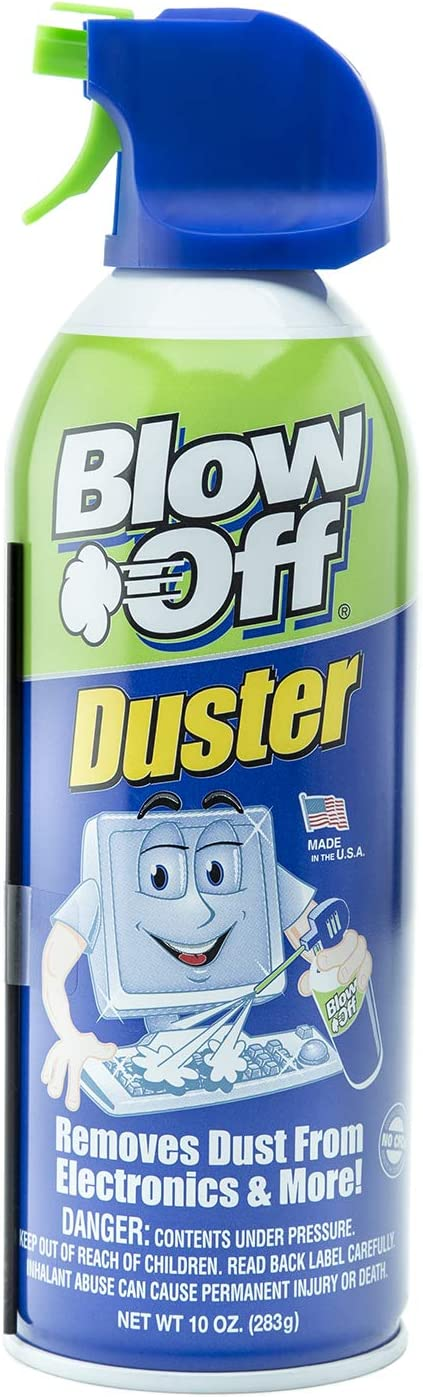 10z Cans 2 Pack of 2 Blow Off Air Duster