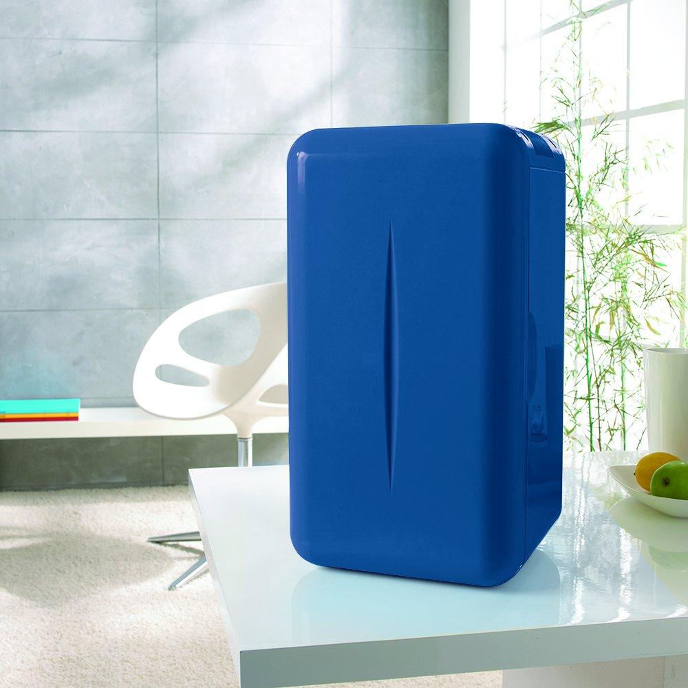 colore  Blu 15 litri  circa Mobicool F15 Mini Frigo Termoelettrico