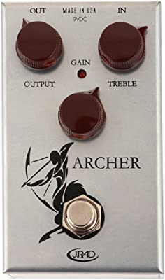 J. Rockett Audio Designs Archer Overdrive and Boost Pedal