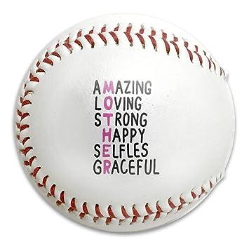 Amazing Mother Day - Pelota de béisbol Personalizable de bajo ...