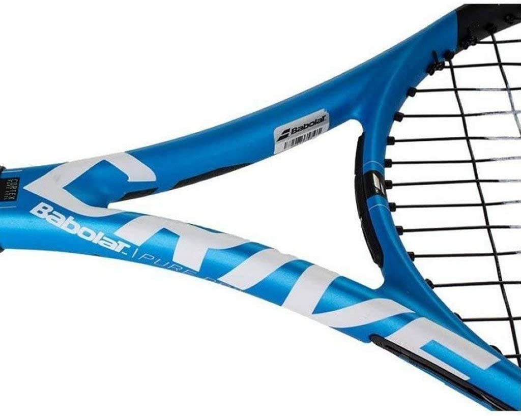 バボラ2018 Pure Drive Plus Tennis Racquet – 文字列カラー選択 – カバー Natural String