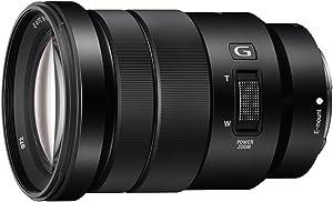 Sony E PZ 18-105mm f/4.0 G - APS-C, Zoom Eléctrico (SEL18105G), Negro
