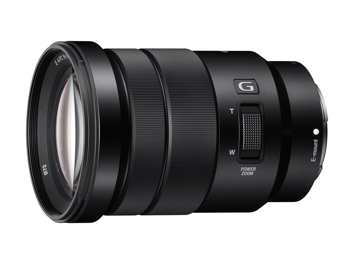 Sony SELP18105G E PZ 18-105mm F4 G OSS by Sony