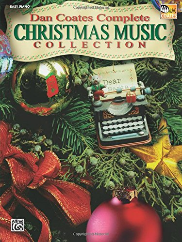 Dan Coates Complete Christmas Music Collection (Easy Piano) -