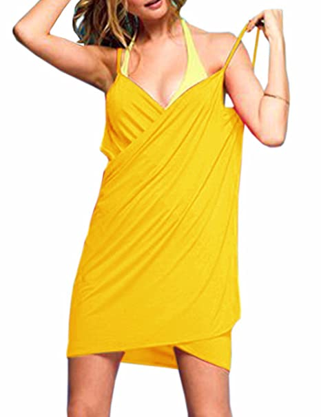 c812e4609 Sexyshine - Vestido de Playa para Mujer