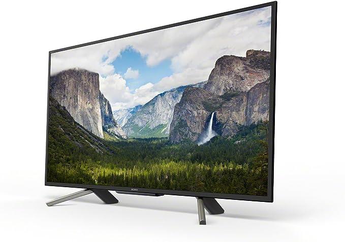 Sony Bravia kdl43wf663 de 43 h Full HD HDR Smart TV con TDT Juego: Amazon.es: Electrónica