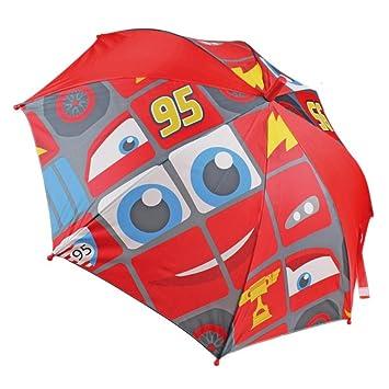 Paraguas Cars Disney Premium automatico 48cm: Amazon.es ...