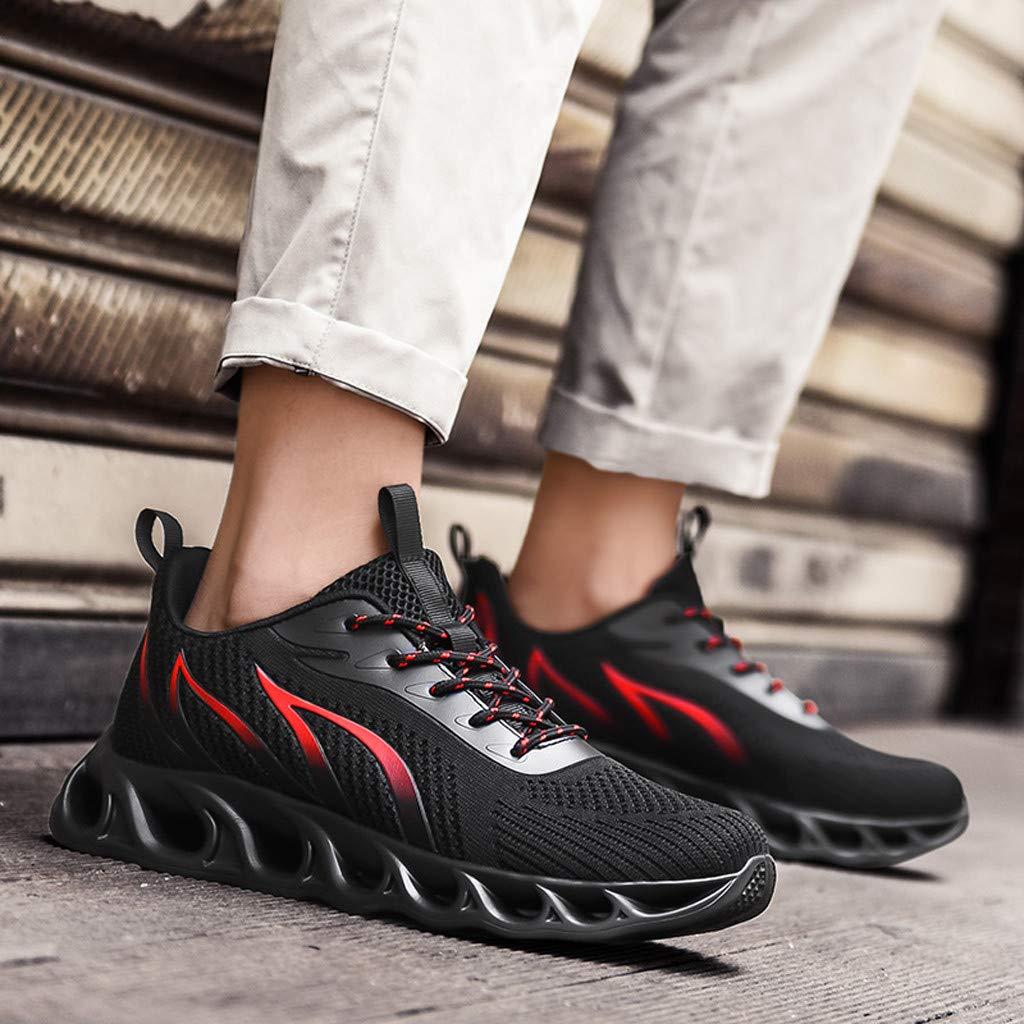 Mens Womens Kids Athletic Walking Blade Running Tennis Shoes Fashion Outdoor Sneakers Black