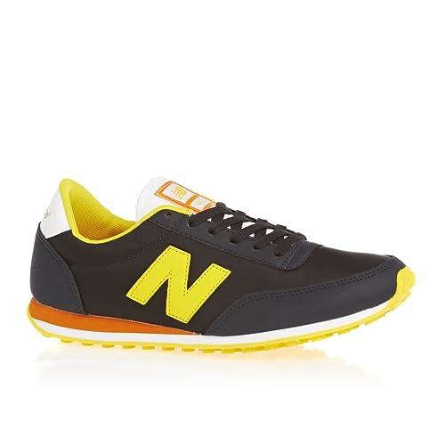 859855781cc New Balance U410 D 14e - Zapatillas de Deporte de Lona Unisex adulto ...