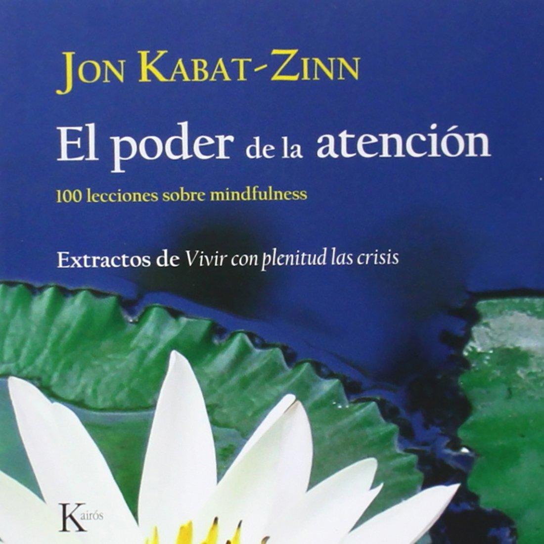 Download El poder de la atención: 100 lecciones sobre mindfulness: Extractos de Vivir con plenitud las crisis (Spanish Edition) PDF