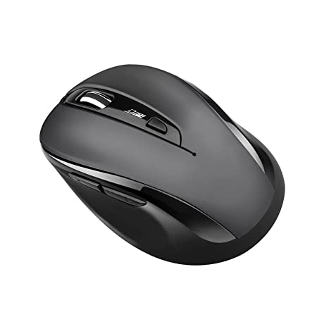 Best Budget-Friendly: Emopeak 2.4G Wireless Silent Mice