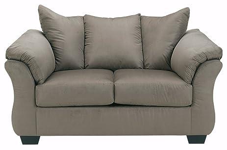 Amazon Ashley Furniture Signature Design Darcy Love Seat