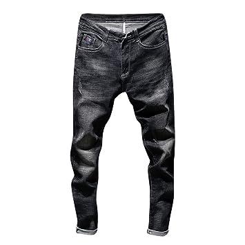 d276b2076e0d0 Pantalones Hombre Vaquero Pitillo