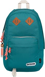 '73 Originals Sierra Day Pack by Outdoor Products | Backpack for Women & Men | School + Travel Backpack with Laptop Sleeve