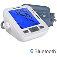 iGuerburn Bluetooth Blood Pressure Monitor System w/ Audible & LCD Readout