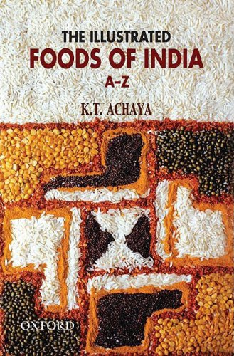 The Illustrated Foods of India