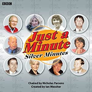 Just a Minute Silver Minutes Radio/TV