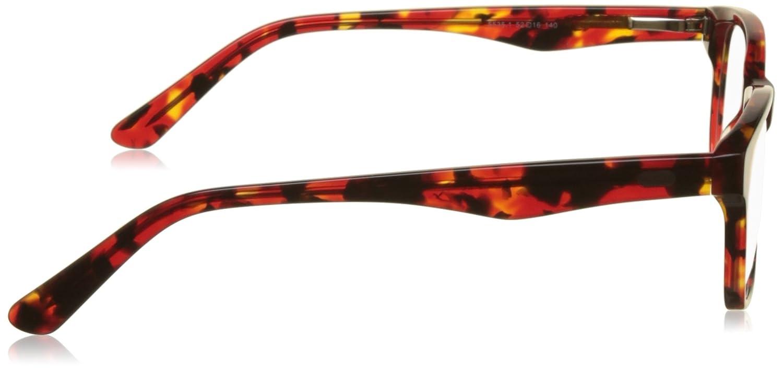 Ocean Sunglasses O5535.1 Lunette de Soleil Mixte Adulte, Rouge
