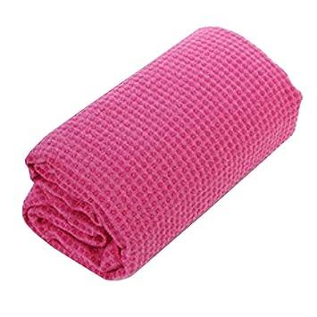 FELICIPP Toalla de Yoga y Deportes: 100% Microfibra, súper ...