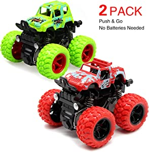Sweepstakes: Monster Trucks for Boys