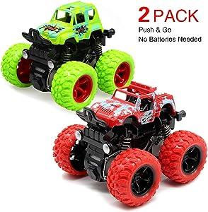 Sweepstakes: Monster Trucks for Boys