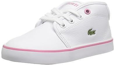 189e1bddec685 Lacoste Kids' Ampthill Chukka Sneakers