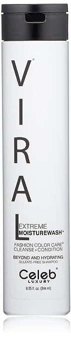 Viral Moisturewash Hydrating Shampoo, 8.25oz