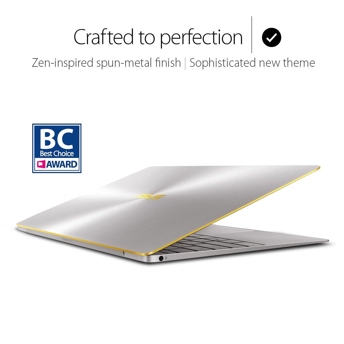 Amazon.com: ASUS ZenBook 3 UX390UA 12.5