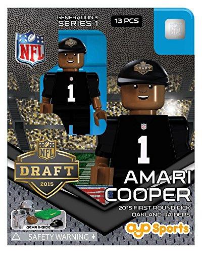 Amari Cooper 2015 First Round Draft Pick Generation 3 Series 1 Oyo Oakland Raiders