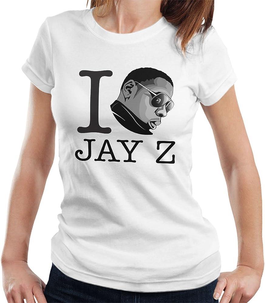 Coto7 I Heart Jay Z Women S Shirts