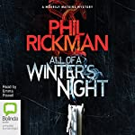 All of a Winter's Night: Merrily Watkins Mysteries, Book 14 | Phil Rickman