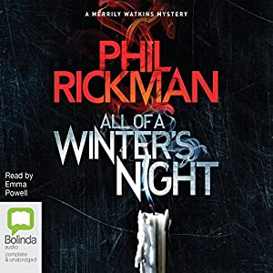 All of a Winter's Night Hörbuch
