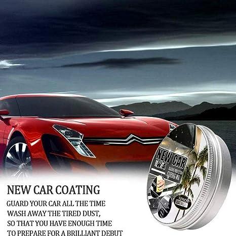 New Car Coating Wax Silicon Nitrogen Carnauba wax 6T8T H8F3