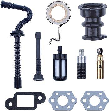 Ölpumpe Kraftstoffleitungsfilter STIHL 017 018 MS170 MS180 Elektrowerkzeuge