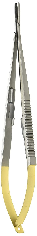 Comdent 35-3246 Castroweijo Nadelhalter, gezahnt, gerade, 18 cm, TC Commic International Limited
