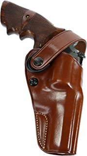 "product image for Galco Dual Action Outdoorsman Holster for S&W L Frame 4"" Tan LF DAO105"