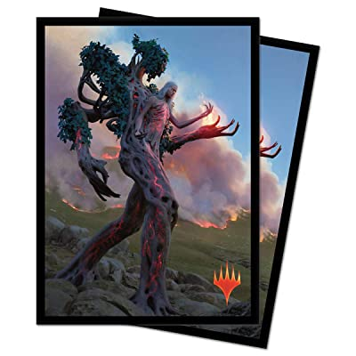 Ultra PRO Magic: The Gathering - Modern Horizons Wrenn and Six Deck Protector Sleeves (100 ct.): Toys & Games