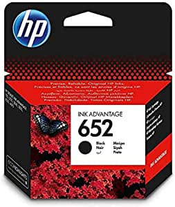 HP Ink Cart. F6V25AE No. 652 für DeskJet Advantage 3636/ 3835/4535/4675 black